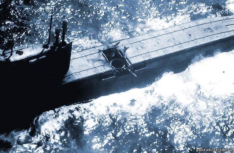 авария с подводной лодкой в октябре