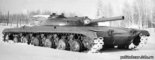 Необычные танки росcии и ссср